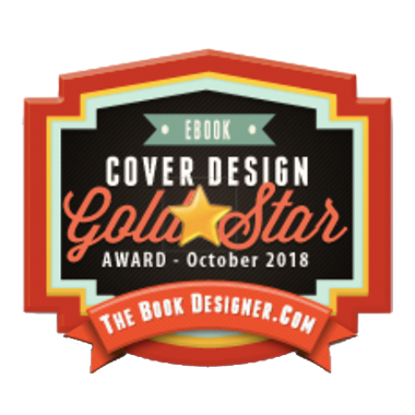 2018 E Book Cover Design Gold Star Award