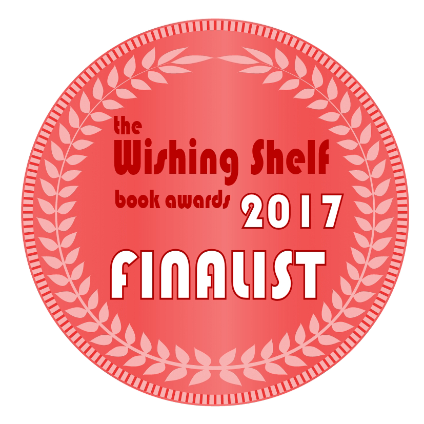 2017 The Wishing Shelf Book Awards Finalist
