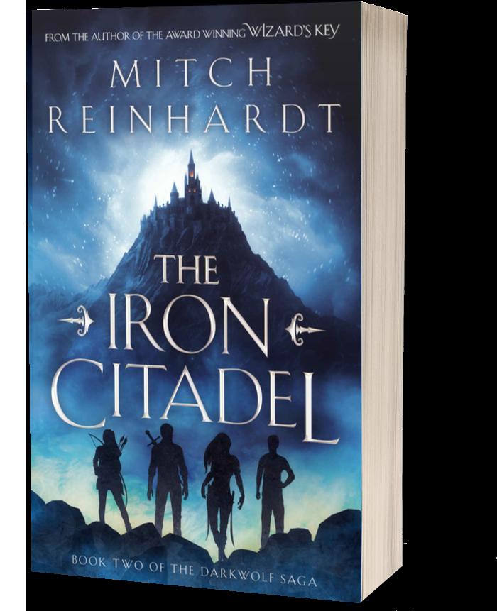 The Iron Citadel by Mitch Reinhardt