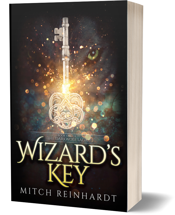 Wizard's Key by Mitch Reinhardt